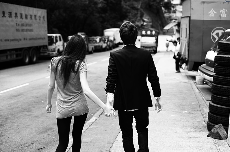 ... Mann kennenlernen, mit dem ich in Liebe bis ans Lebensende